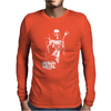 Bacardi Rums Gin Alcopop Mens Long Sleeve T-Shirt