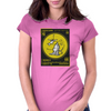 BACILLE G 01/ G01 Bacillus Womens Fitted T-Shirt