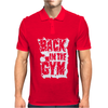 Back In The Gym Mens Polo