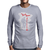 Back-room Mens Long Sleeve T-Shirt