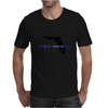 Back the Blue Florida. Mens T-Shirt