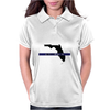 Back the Blue Florida. Womens Polo