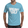 Back to the 80's, Funny Retro Mens T-Shirt