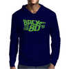 Back to the 80's Mens Hoodie