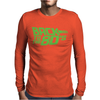 Back to the 80's Mens Long Sleeve T-Shirt