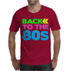 BACK TO THE 80s Mens T-Shirt