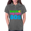 BACK TO THE 80s Womens Polo