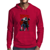 Back To The Darkside Mens Hoodie