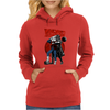 Back To The Darkside Womens Hoodie