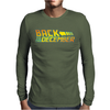 Back To The December Logo Mens Long Sleeve T-Shirt