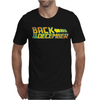 Back To The December Logo Mens T-Shirt