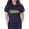 Back To The December Logo Womens Polo