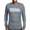 Back To The December Mens Long Sleeve T-Shirt