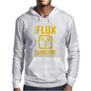 Back To The Future Inspired Flux Capacitor Delorean Movie Mens Hoodie
