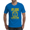 Back To The Future Inspired Flux Capacitor Delorean Movie Mens T-Shirt