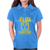 Back To The Future Inspired Flux Capacitor Delorean Movie Womens Polo