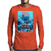 Back to the Future Mens Long Sleeve T-Shirt
