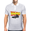 Back to the future Mens Polo