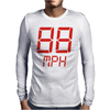 Back to the future movie inspired tshirt Mens Long Sleeve T-Shirt
