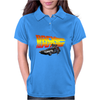Back to the future Womens Polo