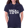 Back To The Gym Womens Polo
