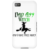 BAD ASS WITCH Phone Case
