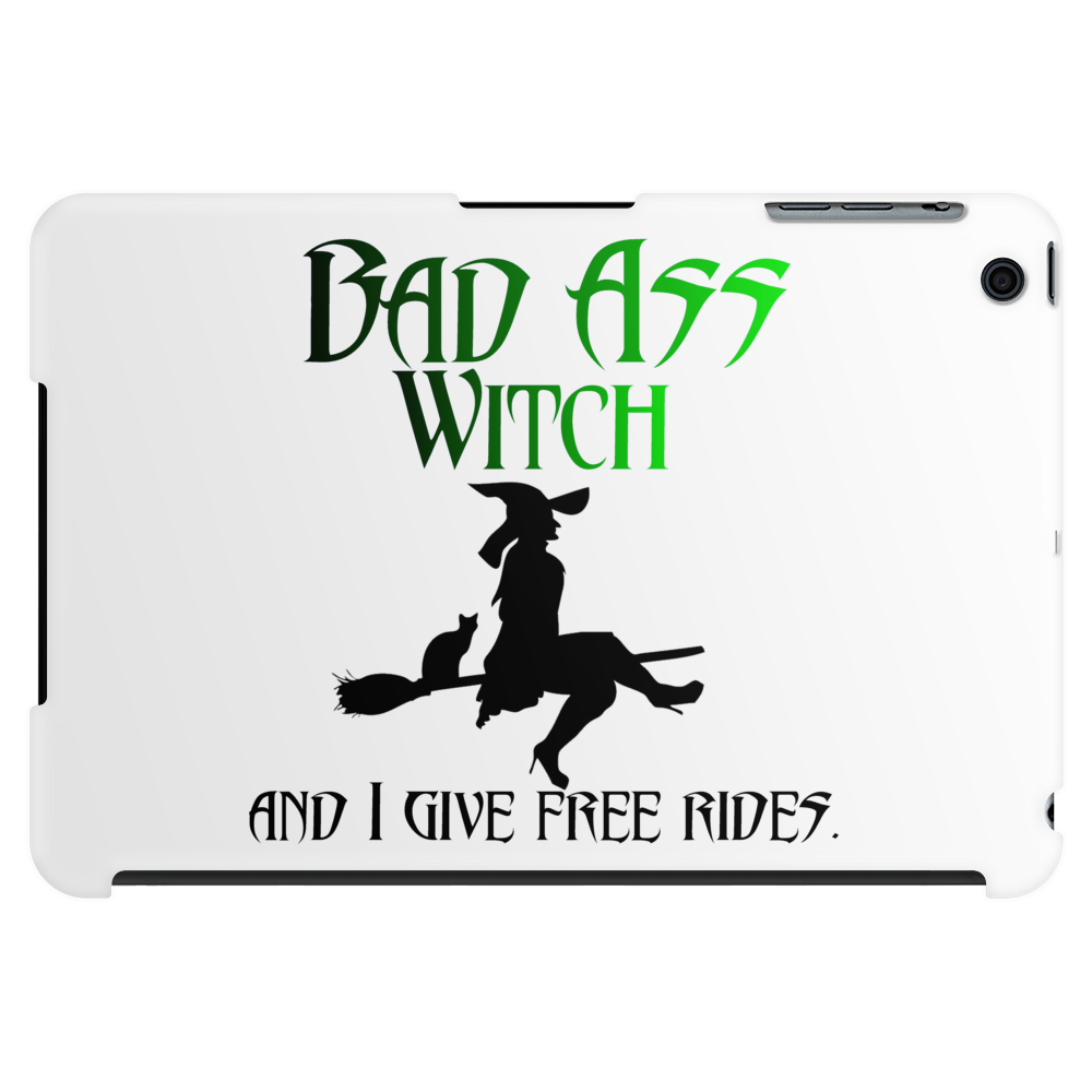 BAD ASS WITCH Tablet (horizontal)