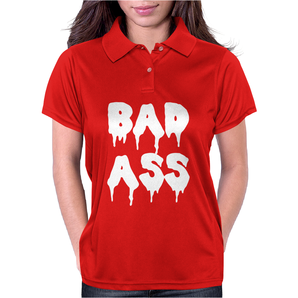 BAD ASS Womens Polo