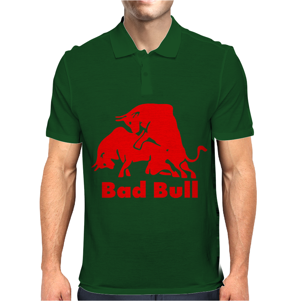 Bad Bull Mens Polo