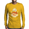 Bad Cat - Gatos Locos Mens Long Sleeve T-Shirt
