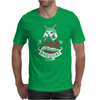 Bad Cat - Gatos Locos Mens T-Shirt