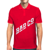 BAD COMPANY NEW Mens Polo