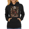 Bad Hair Day Womens Hoodie