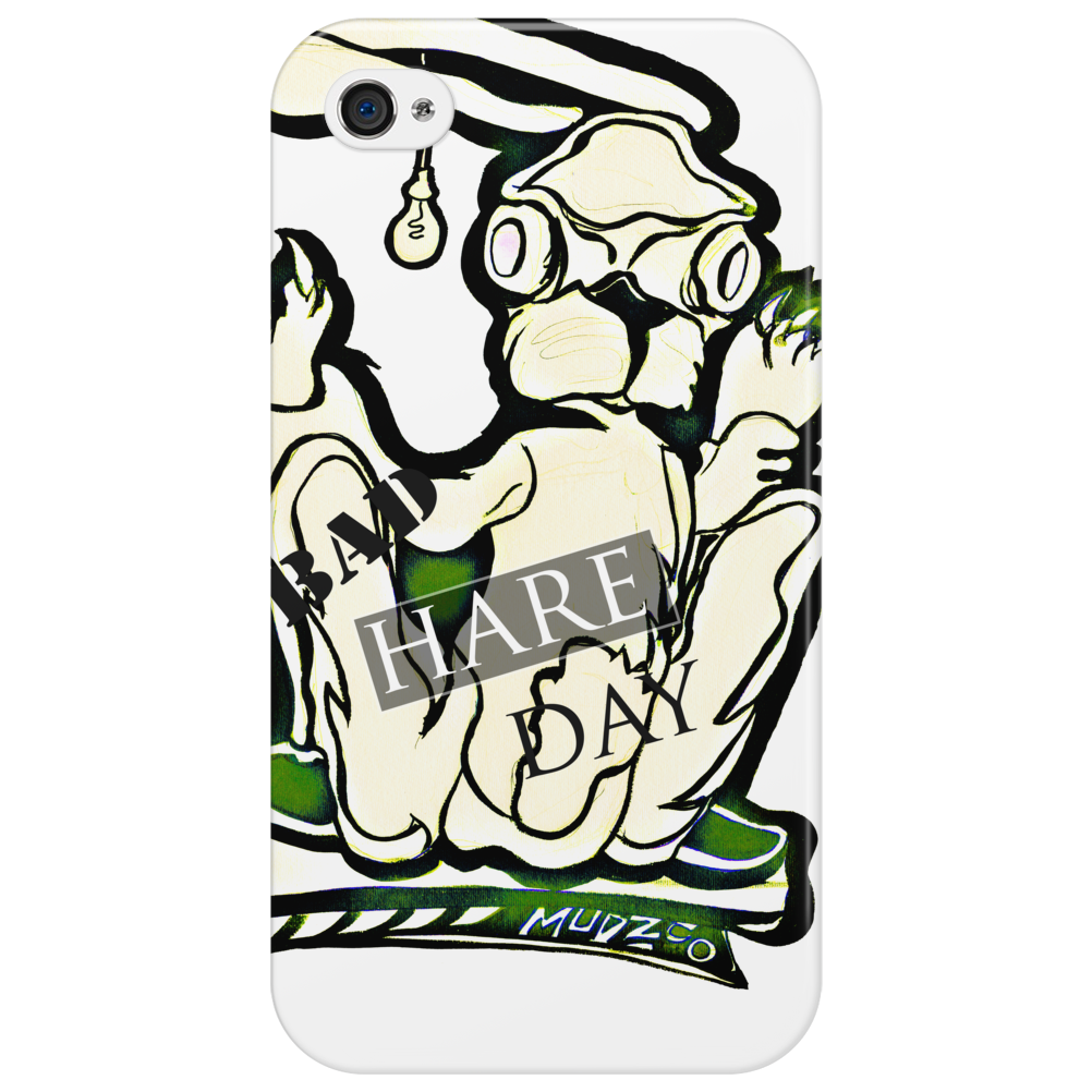 bad hare day Phone Case