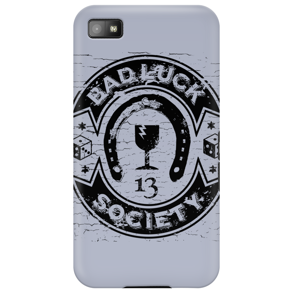 Bad Luck Society Phone Case