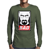 Bad Mens Long Sleeve T-Shirt