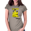 Bad Mine Womens Fitted T-Shirt