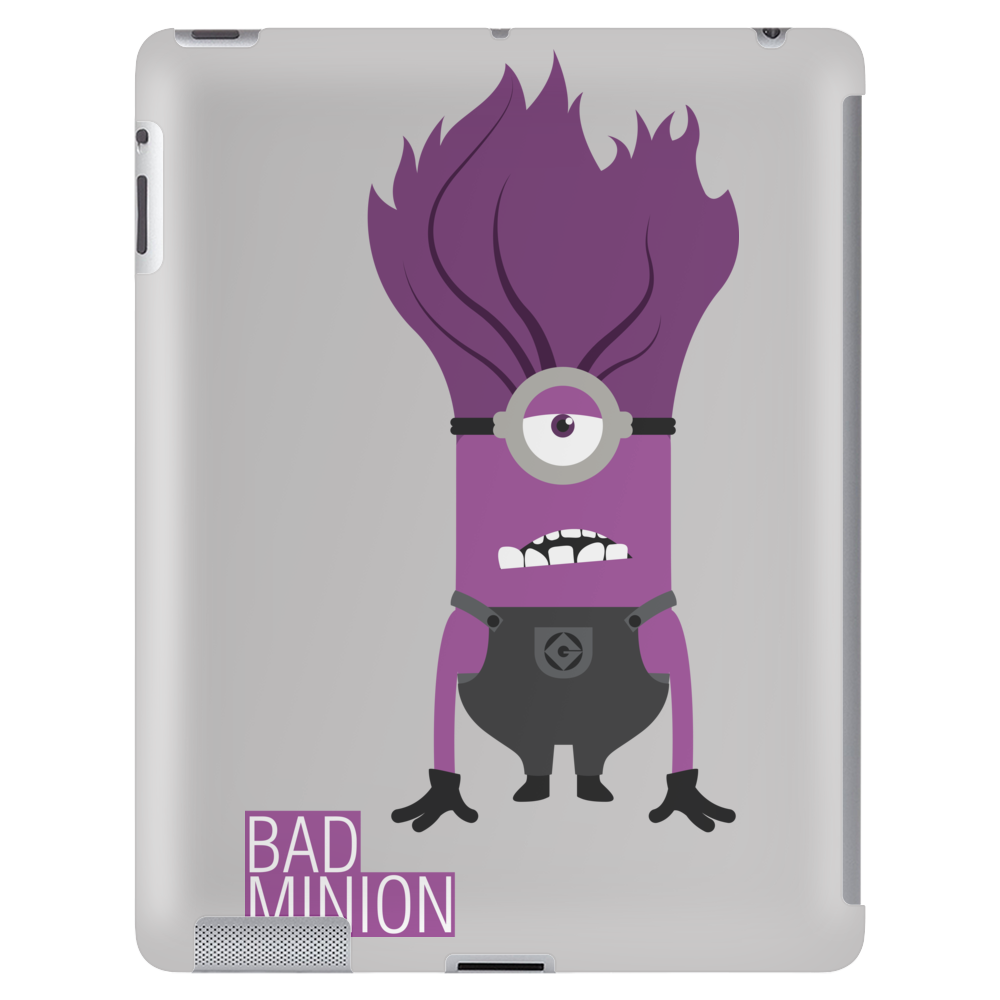 Bad Minion Tablet