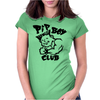 Bad Pip Boy Club Womens Fitted T-Shirt