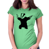 Badger Cull Womens Fitted T-Shirt