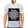 Badger Mandala Mens Polo