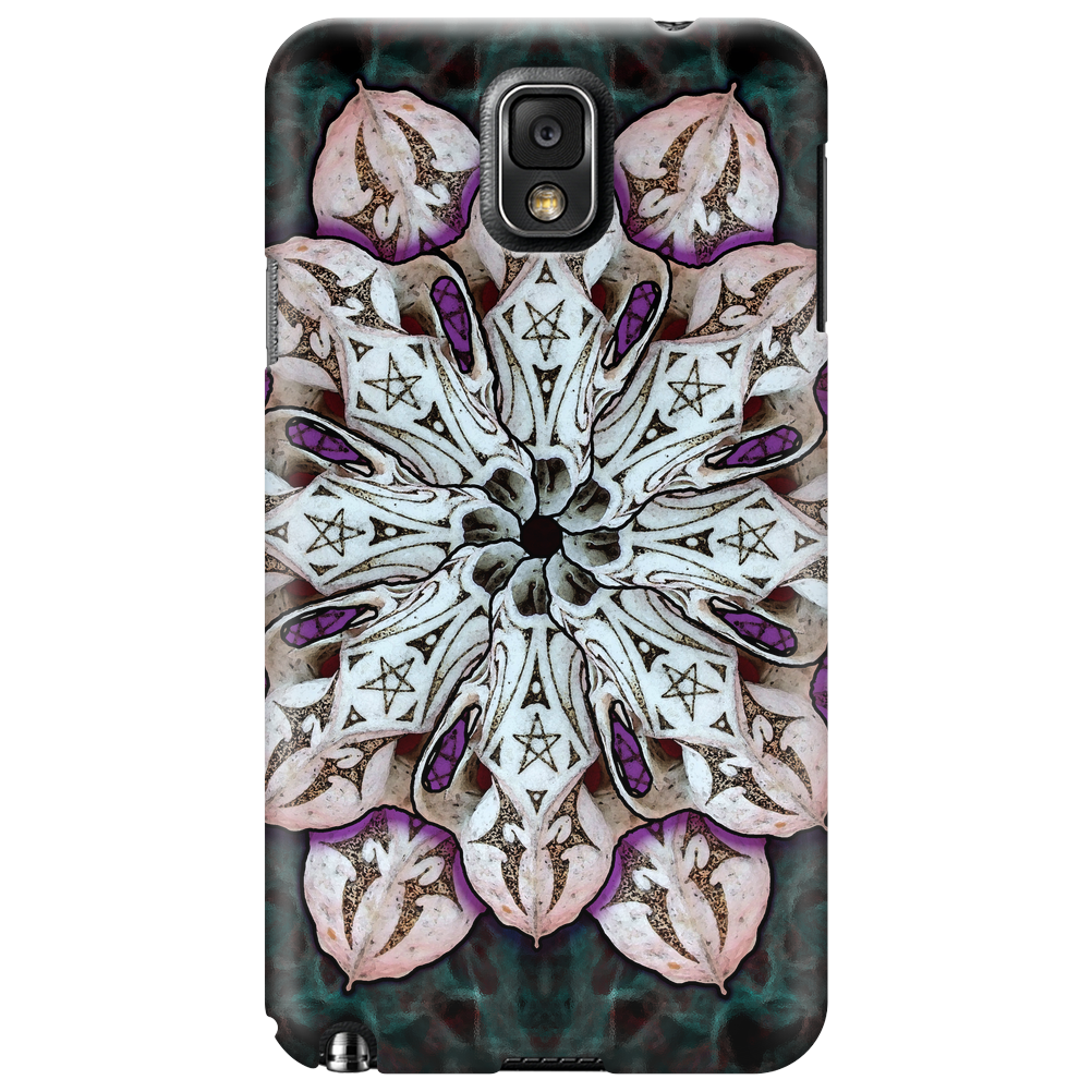 Badger Mandala Phone Case