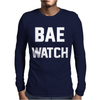 BAE WATCH Mens Long Sleeve T-Shirt