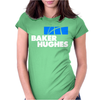 Baker Hughes Oilfield Services Companies Womens Fitted T-Shirt