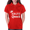 Baking Queen Womens Polo