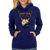 BALANCE OF POWER Womens Hoodie