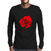 bald hand Mens Long Sleeve T-Shirt