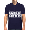 BALD Mens Polo
