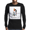 Baller Cat Mens Long Sleeve T-Shirt