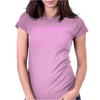 Ballet Dancer Womens Fitted T-Shirt